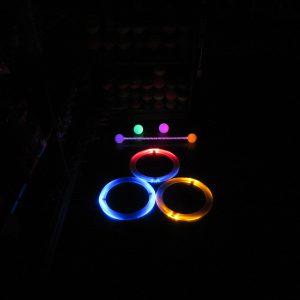 ג'אגלינג -מוצרי אור