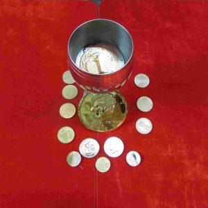 לימוד קסמים -קסמי מטבעות