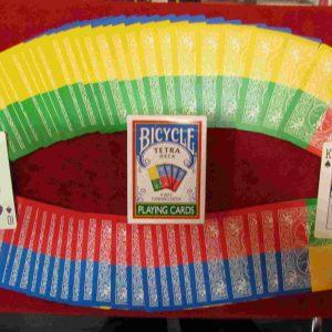 סרטונים של חפיסות קלפים מעוצבות