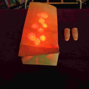 קסמים - מוצרים עם אור