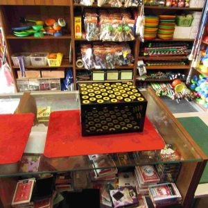 קסמים - תיבות וקופסאות תא כפול