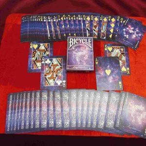 סקירה של חפיסות קלפים מעוצבות