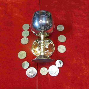 קסמים - מטבעות ושטרות
